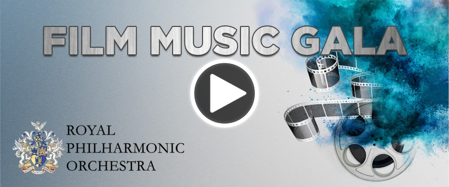 Play video for ST: The Royal Philharmonic Orchestra's Film Music