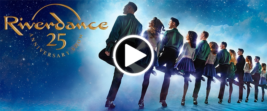 Play video for ST: Riverdance