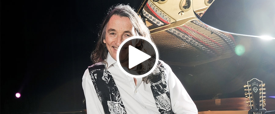 Play video for ST: Roger Hodgson