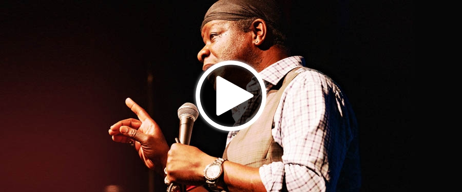 Play video for Stephen K Amos