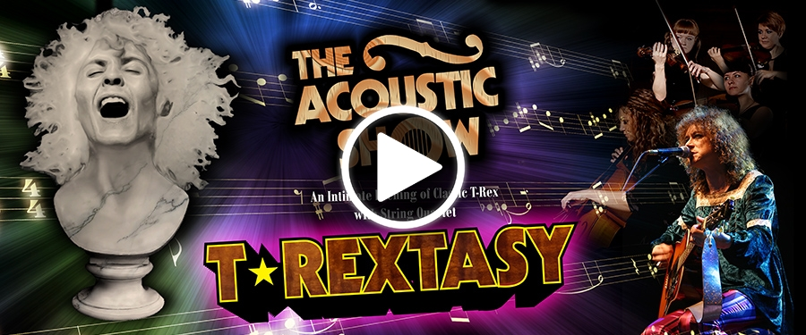 Play video for ST: T-Rextasy - Acoustic