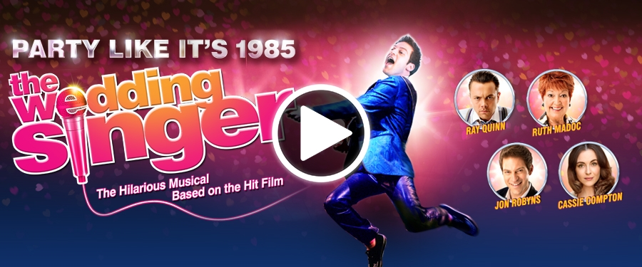Play video for ST: The Wedding Singer