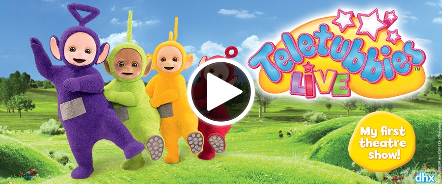Play video for ST: Teletubbies Live