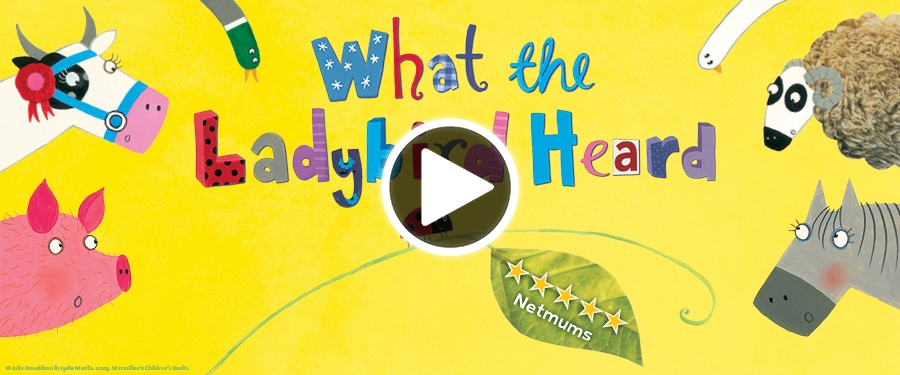 Play video for ST: What The Ladybird Heard