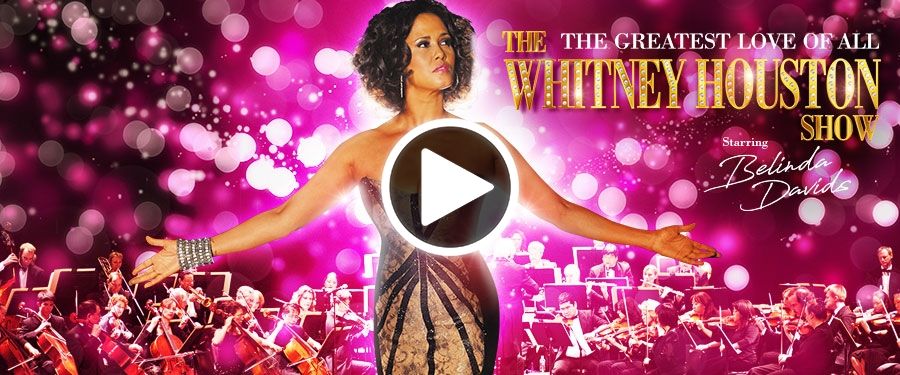 Play video for ST: The Whitney Houston Show