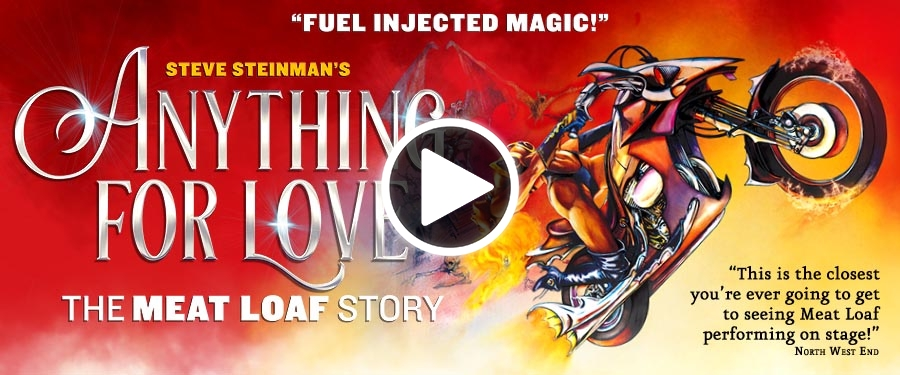Play video for ST: Steve Steinman's Anything For Love
