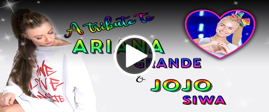 Play video for ST: A Tribute to Ariana and Jo Jo Siwa