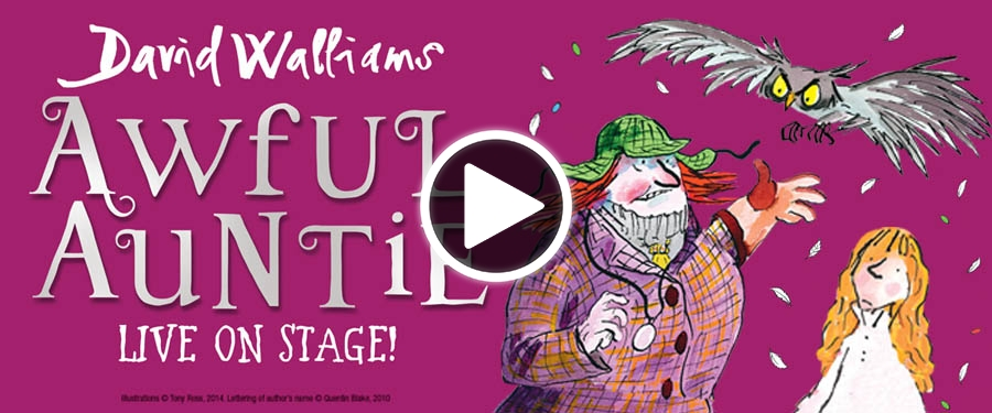 Play video for ST: Awful Auntie