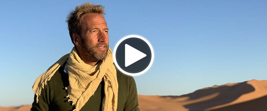 Play video for ST: Ben Fogle