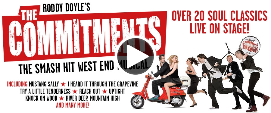 Play video for ST: The Commitments