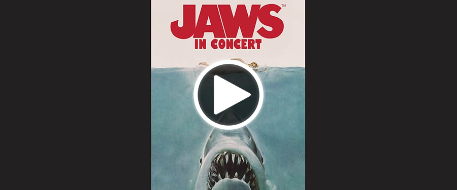 Play video for ST: Jaws in Concert (Cert 12A)
