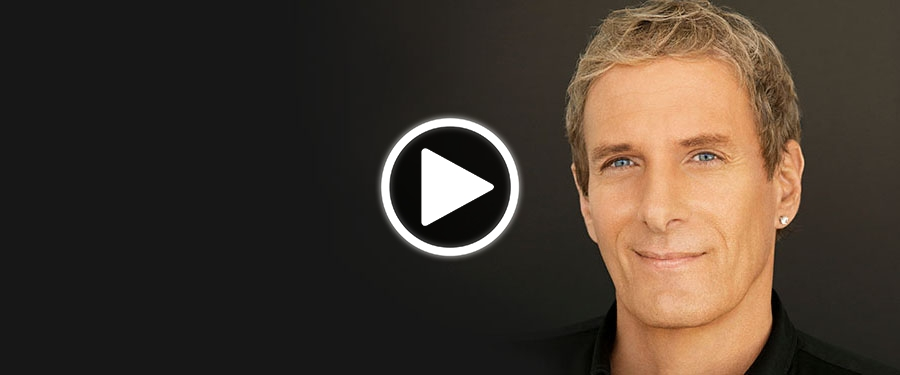 Play video for ST: Michael Bolton