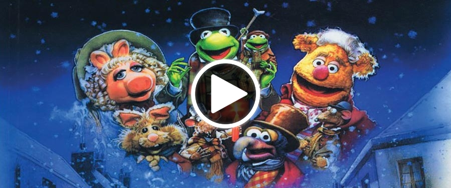 Play video for ST: Film: The Muppet Christmas Carol