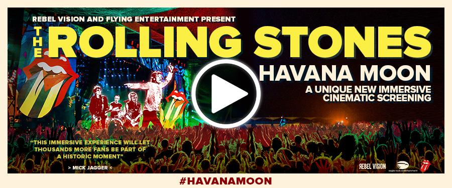 Play video for Havana Moon