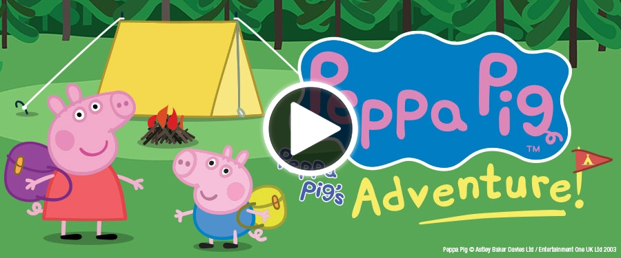 Play video for Peppa Pig's Adventure