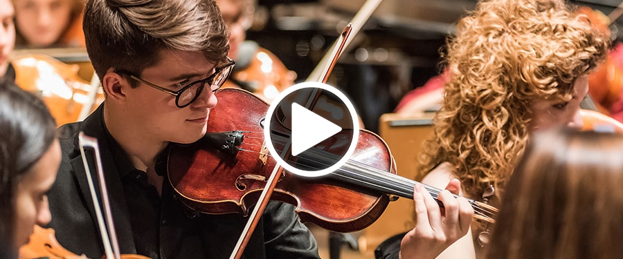 Play video for The Purcell School Symphony Orchestra