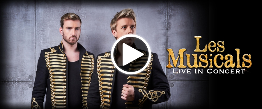 Play video for Les Musicals