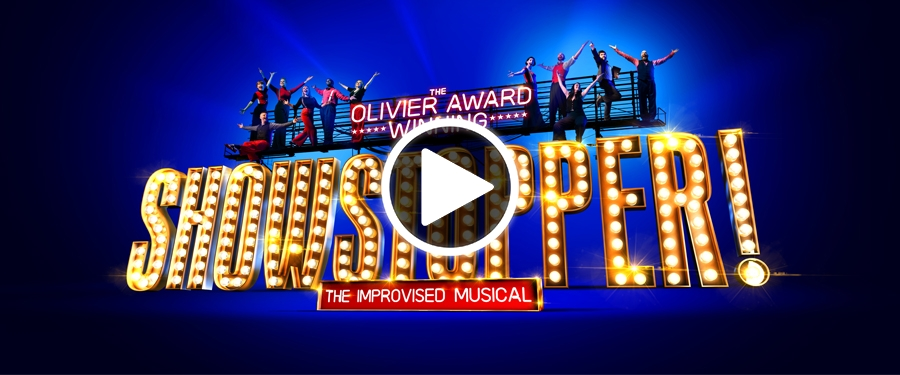 Play video for Showstopper! The Improvised Musical