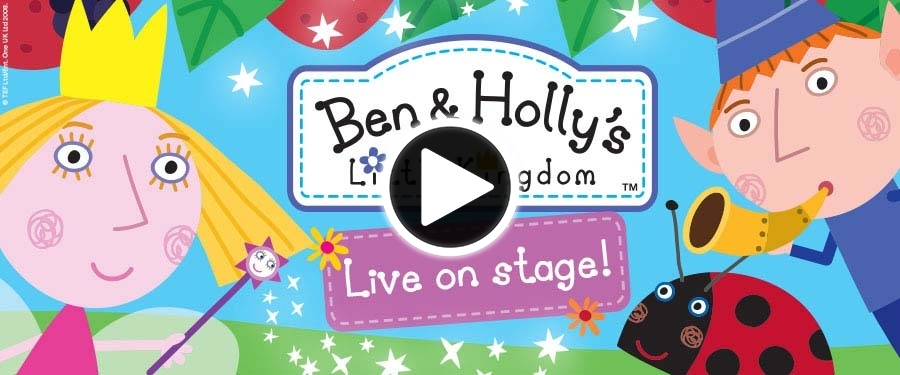 play video for ben hollys little kingdom - Ben And Holly Christmas