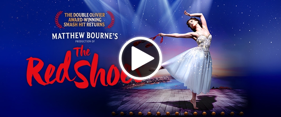 Play video for Matthew Bourne's Red Shoes