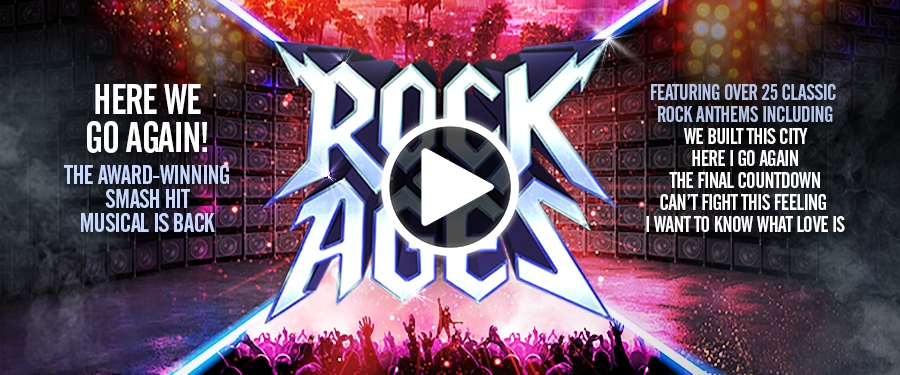 Play video for Rock of Ages