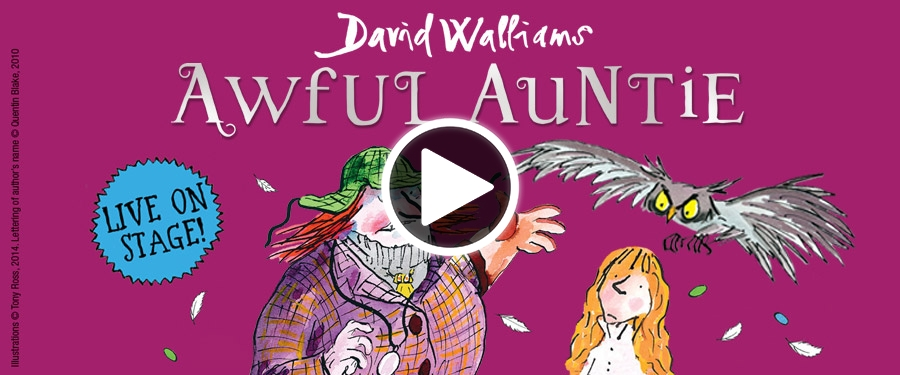 Play video for Awful Auntie