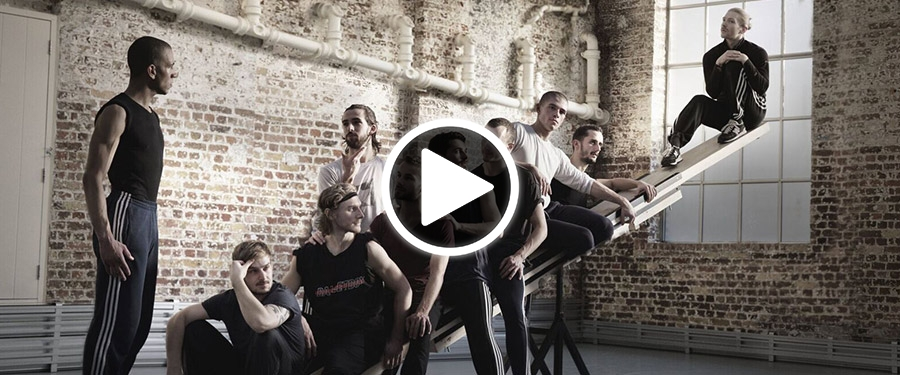 Play video for BalletBoyz