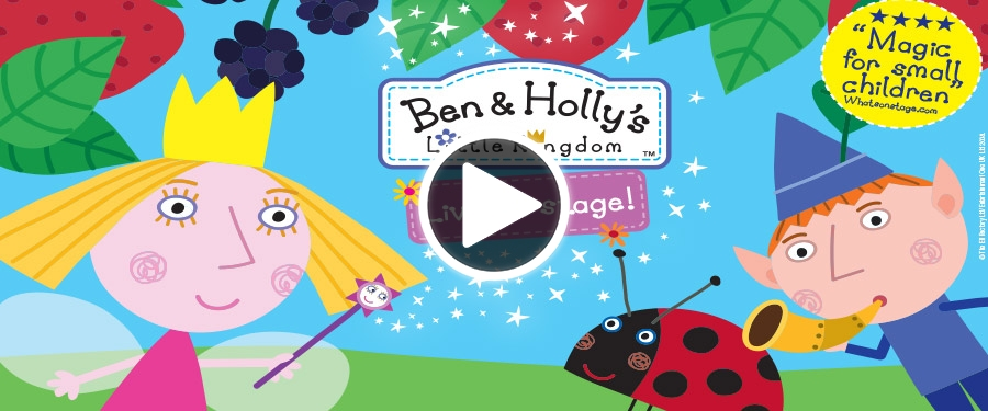 Play video for Ben & Holly's Little Kingdom