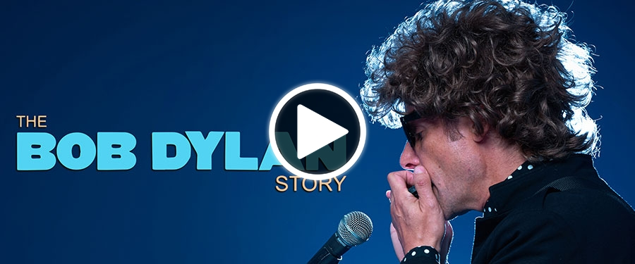 Play video for The Bob Dylan Story
