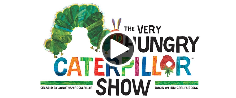 Play video for The Very Hungry Caterpillar Show
