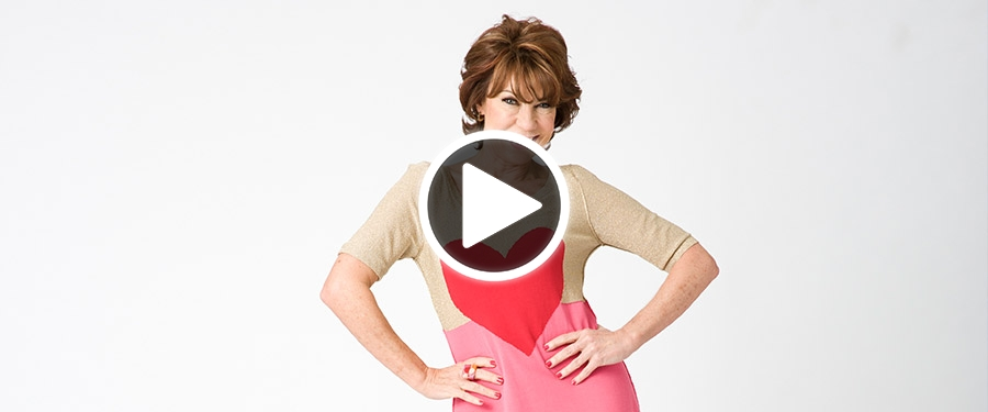 Play video for Kathy Lette's Girls Night Out
