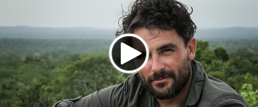 Play video for An Evening With Levison Wood