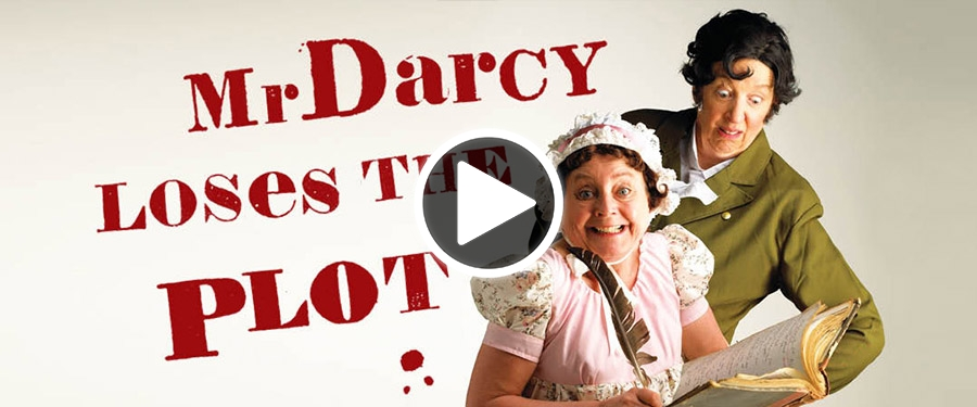 Play video for Mr Darcy Loses The Plot