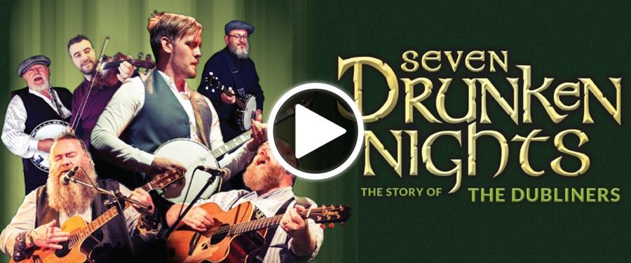 Play video for Seven Drunken Nights