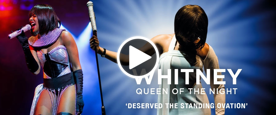 Play video for Whitney: Queen of the Night
